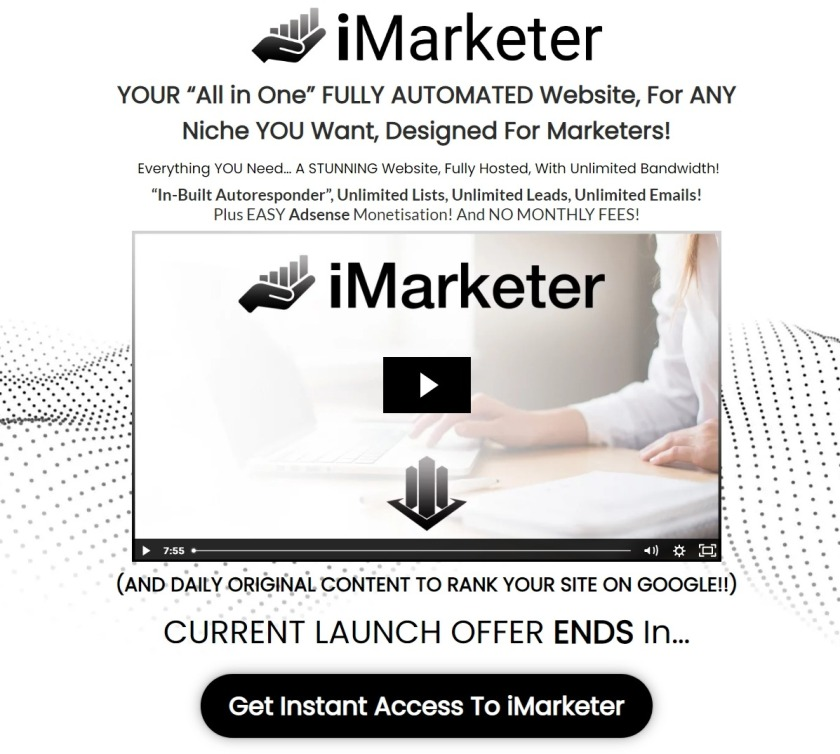 [100% AUTOMATED?] New App Creates and HOSTS a site on ANY NICE + gives you UNLIMITED autoresponder just like AWEBER or GETRESPONSE with NO MONTHLY FEES